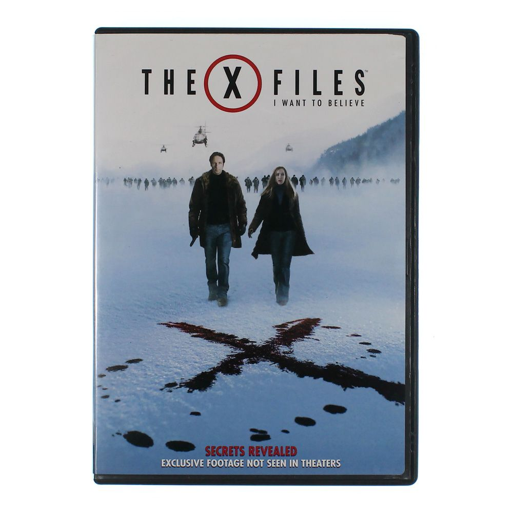 Movie: The X-Files: I Want to Believe 7707393062