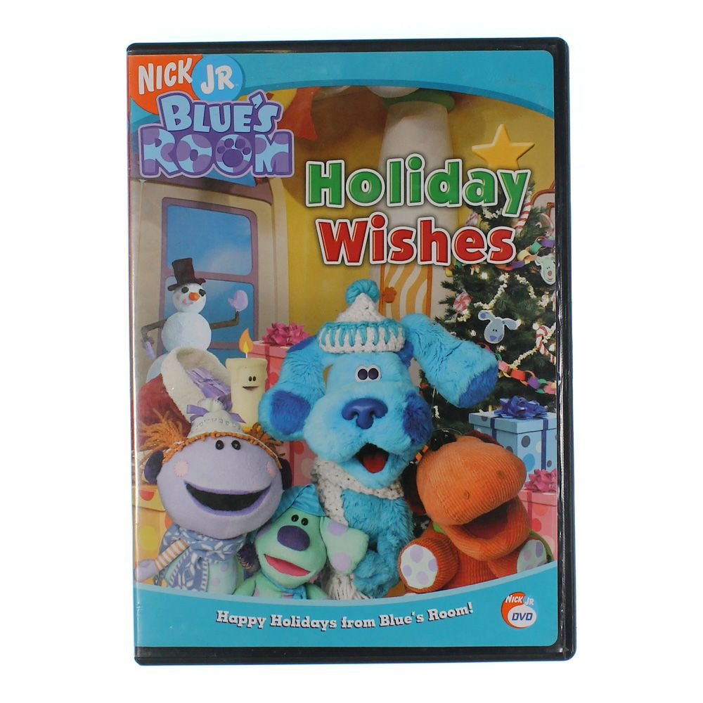 Image of Movie: Blue's Room: Holiday Wishes