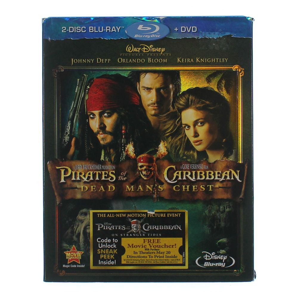 Movie: Pirates of the Caribbean Dead mans Chest 7716848341