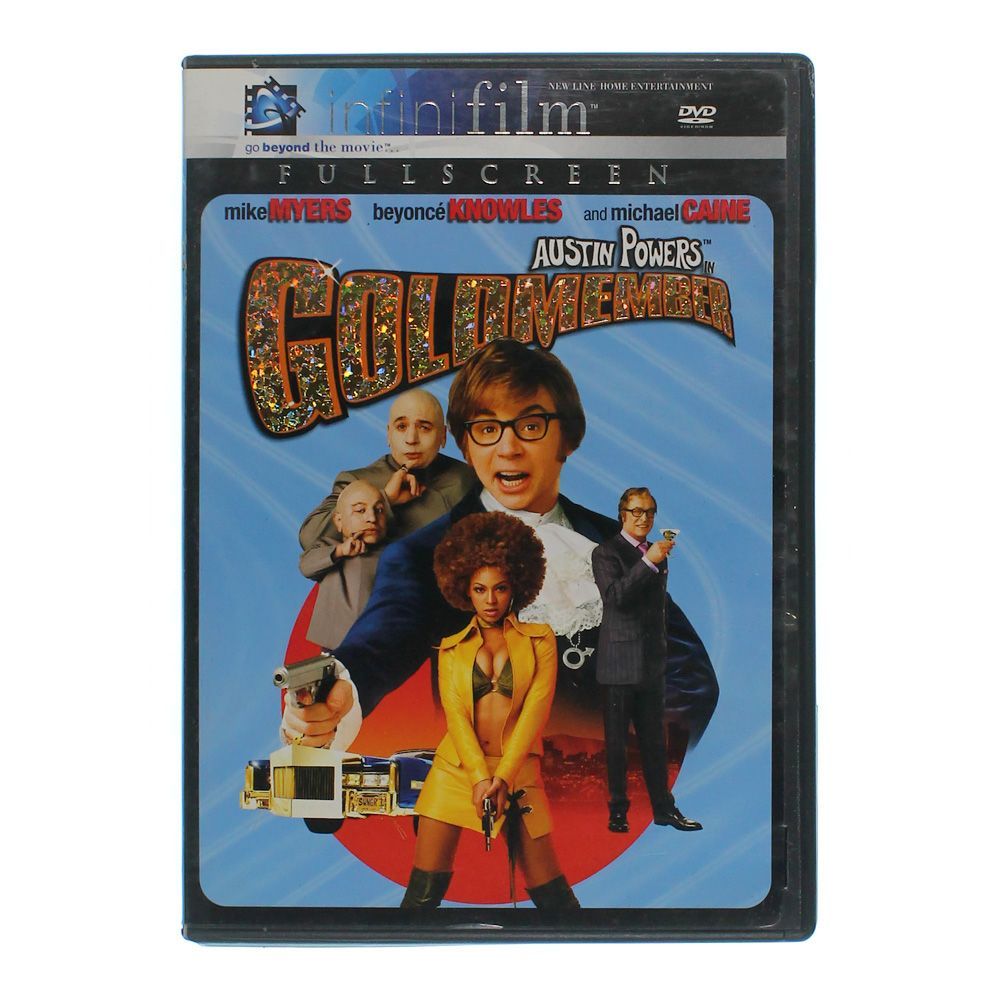 Movie: Austin Powers in Goldmember 7720300117
