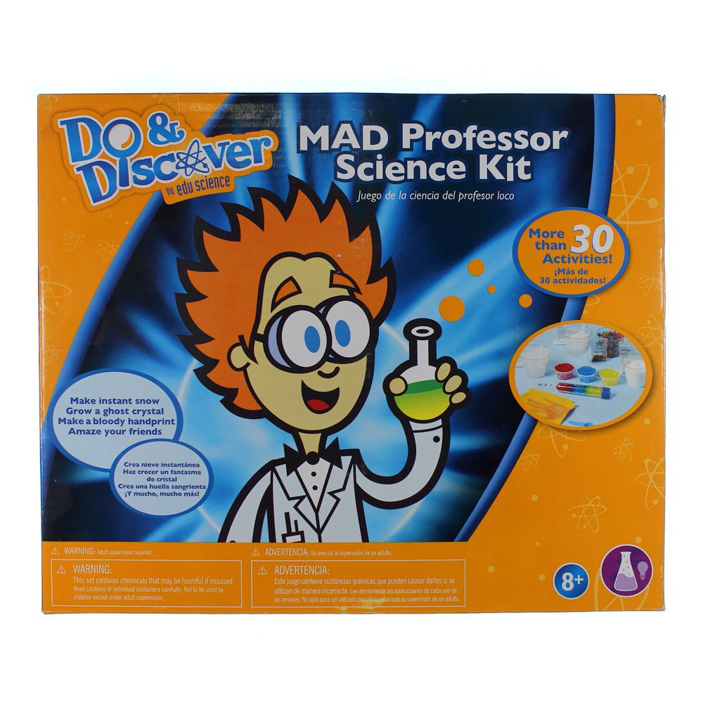 Image of Mad Professor Science Kit