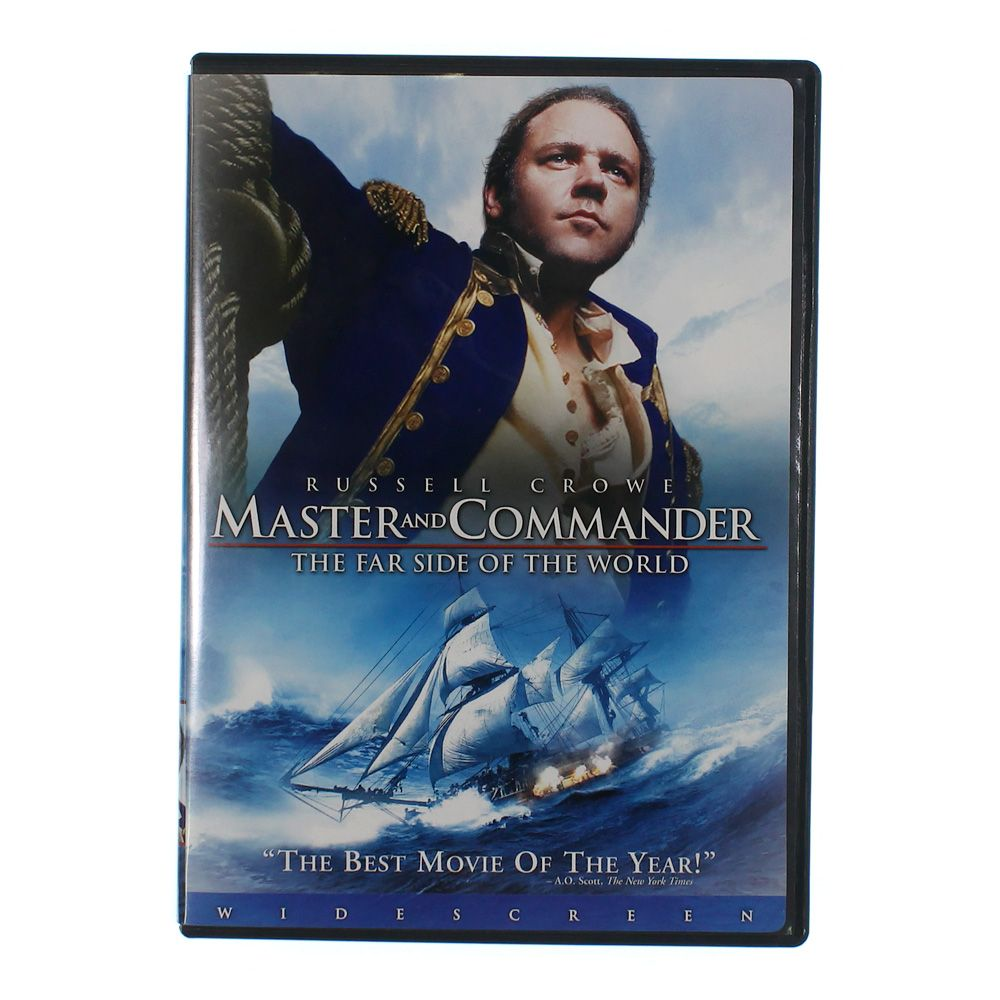 Movie: Master and Commander: The Far Side of the World 7734325272