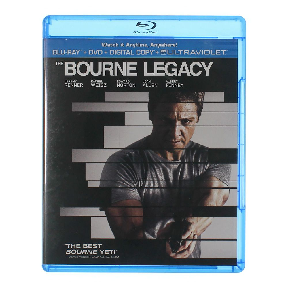 Movie: The Bourne Legacy 7735465556