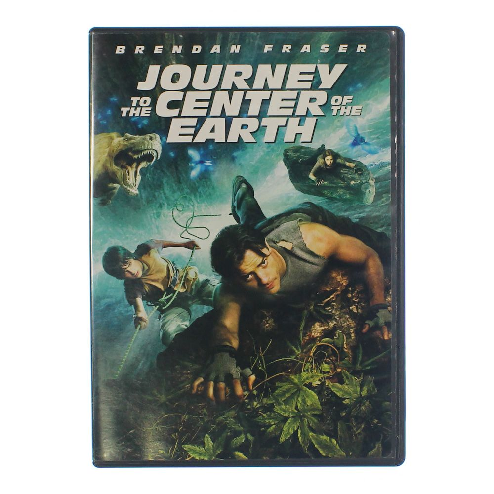 Movie: Journey to the Center of the Earth [3D] [Blu-ray] [Blu-ray/Blu-ray 3D] [2008] 7737538340