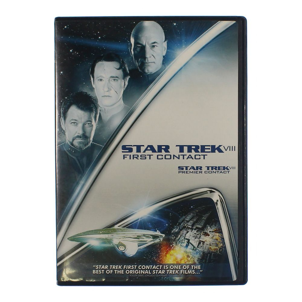 Movie: Star Trek VIII: First Contact 7741908805