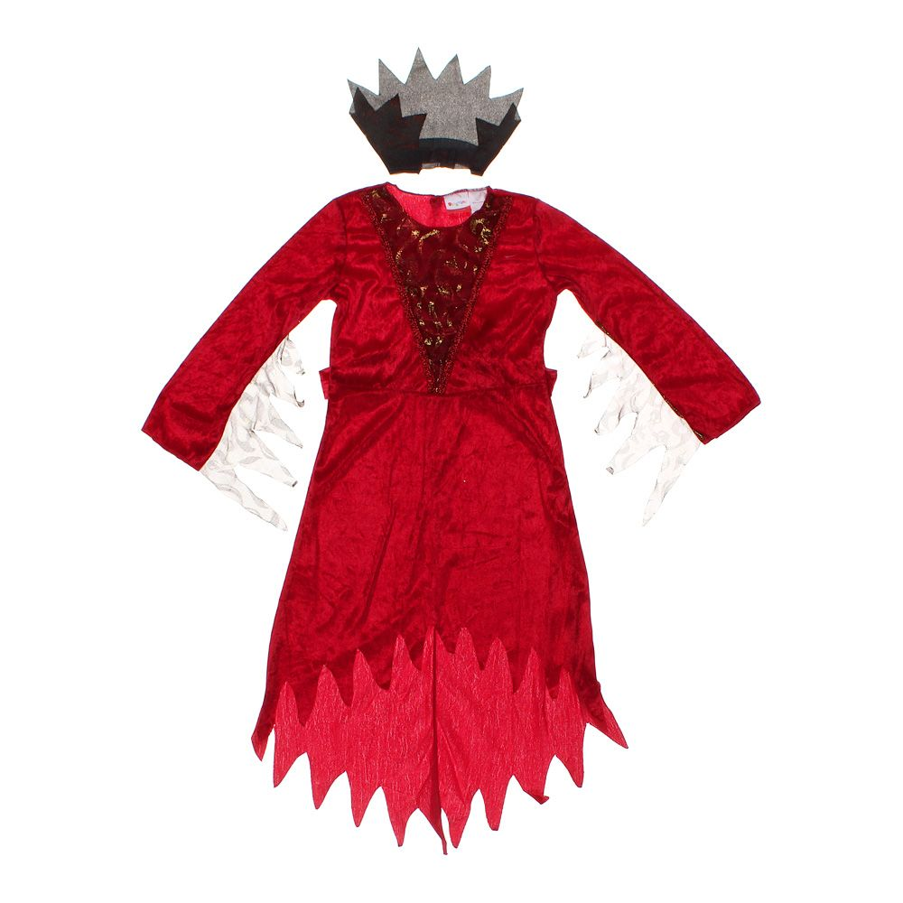 Image of Costume with Accessory Devil