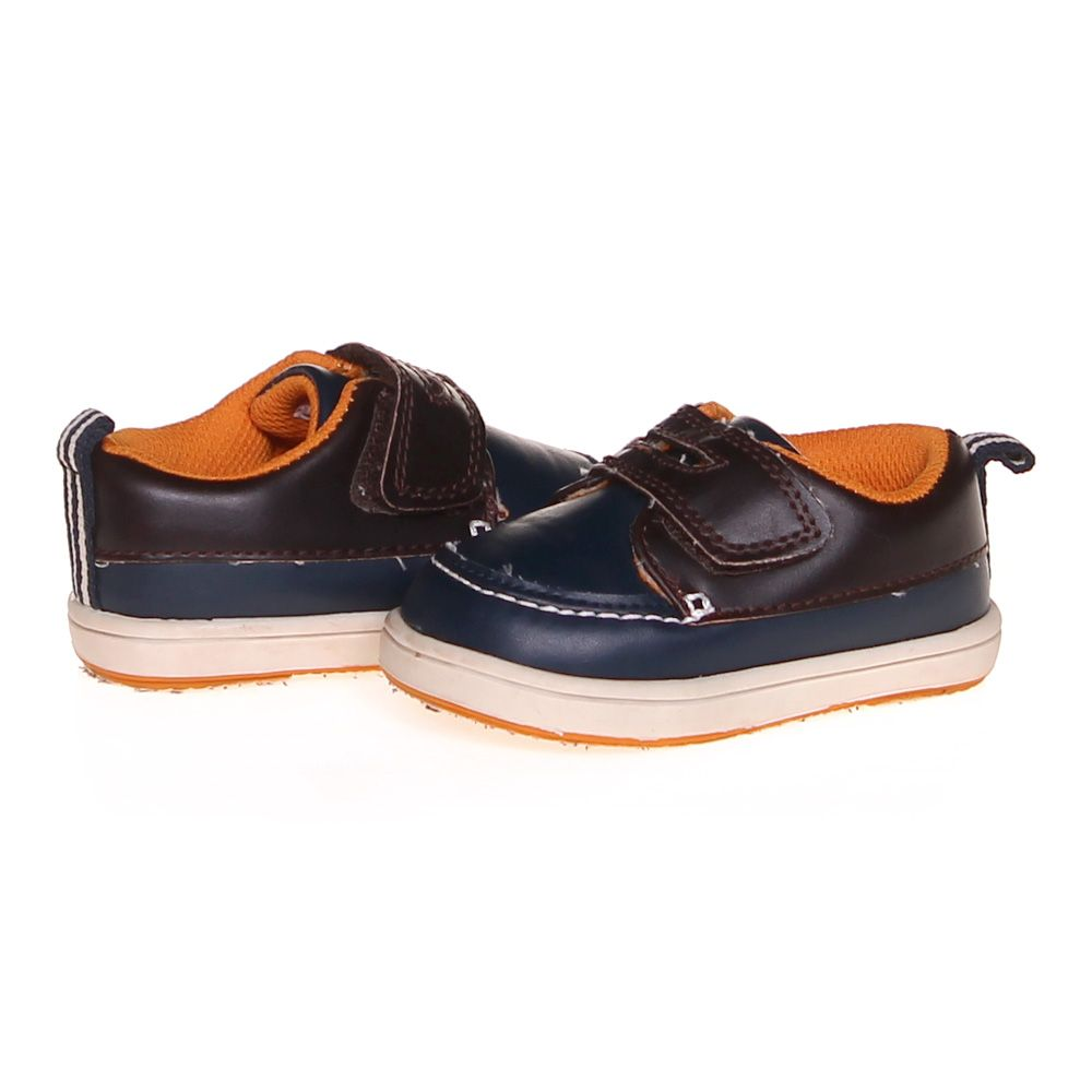 "Image of ""Boat Shoes, size 3 Infant"""