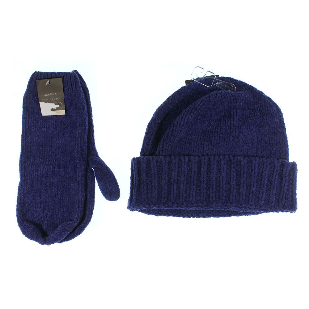 "Image of ""Beanie & Mittens Set, size One Size"""
