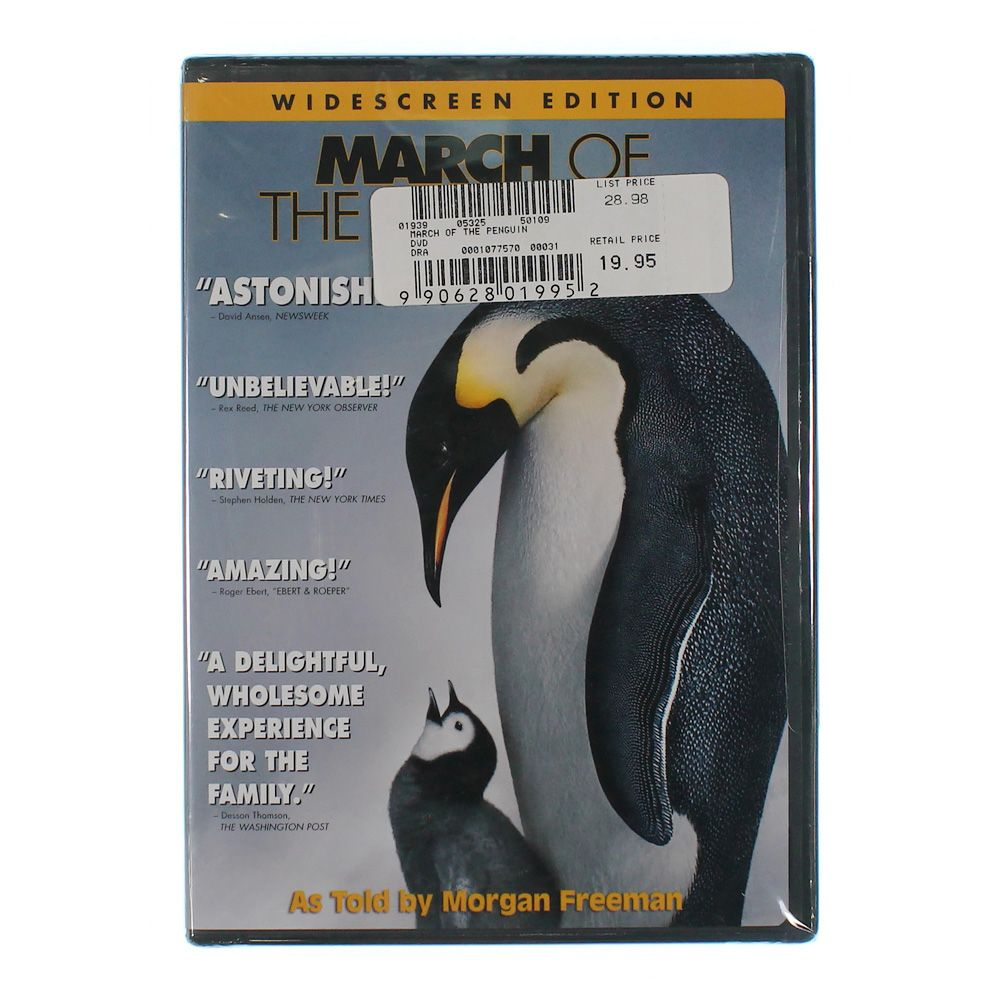 Movie: March of the Penguins 7769875174