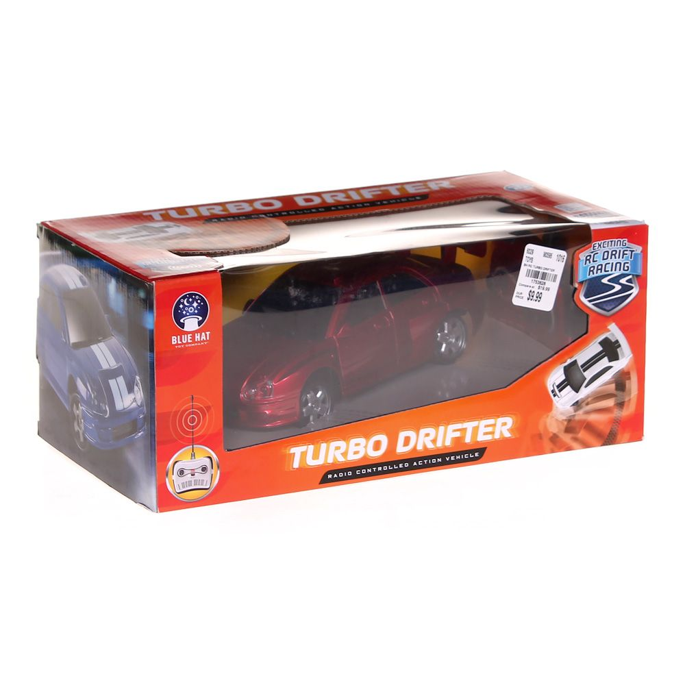 Image of Turbo Drifter Radio Controlled Action Vehicle