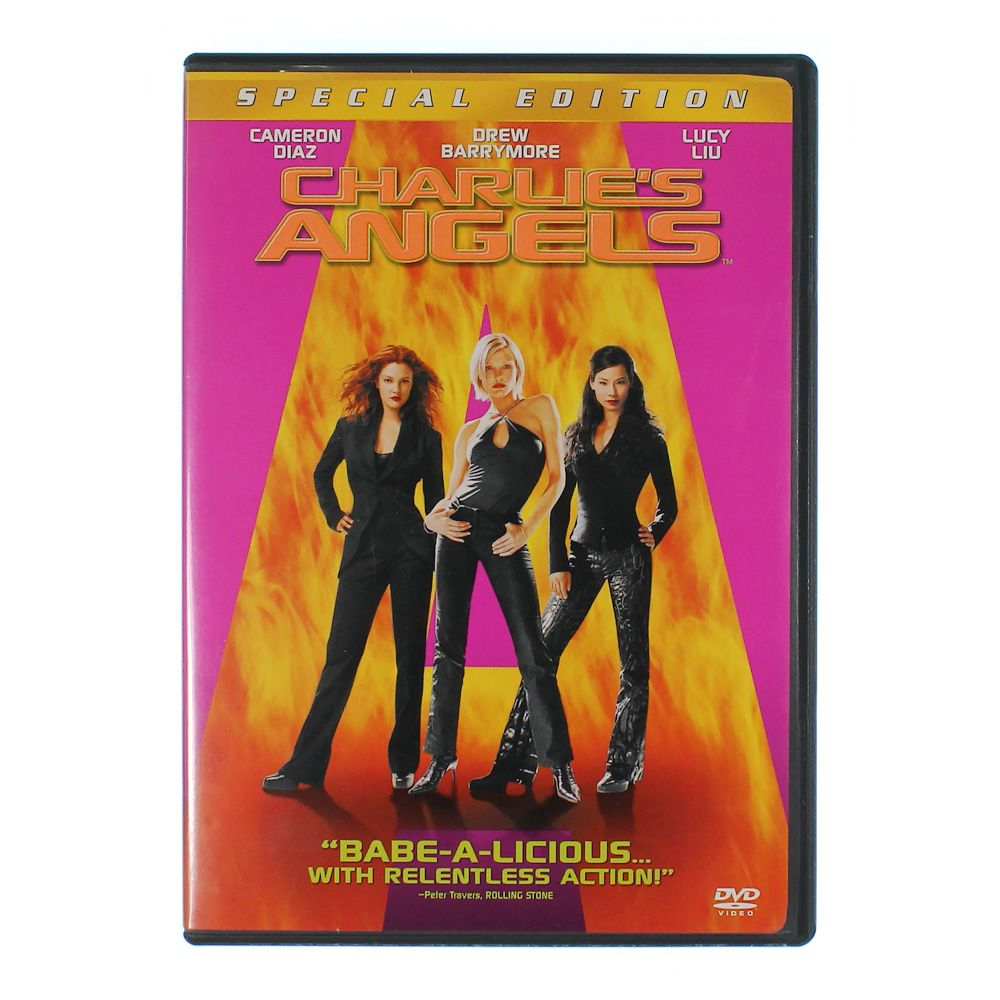 Image of DVD: Charlie's Angels