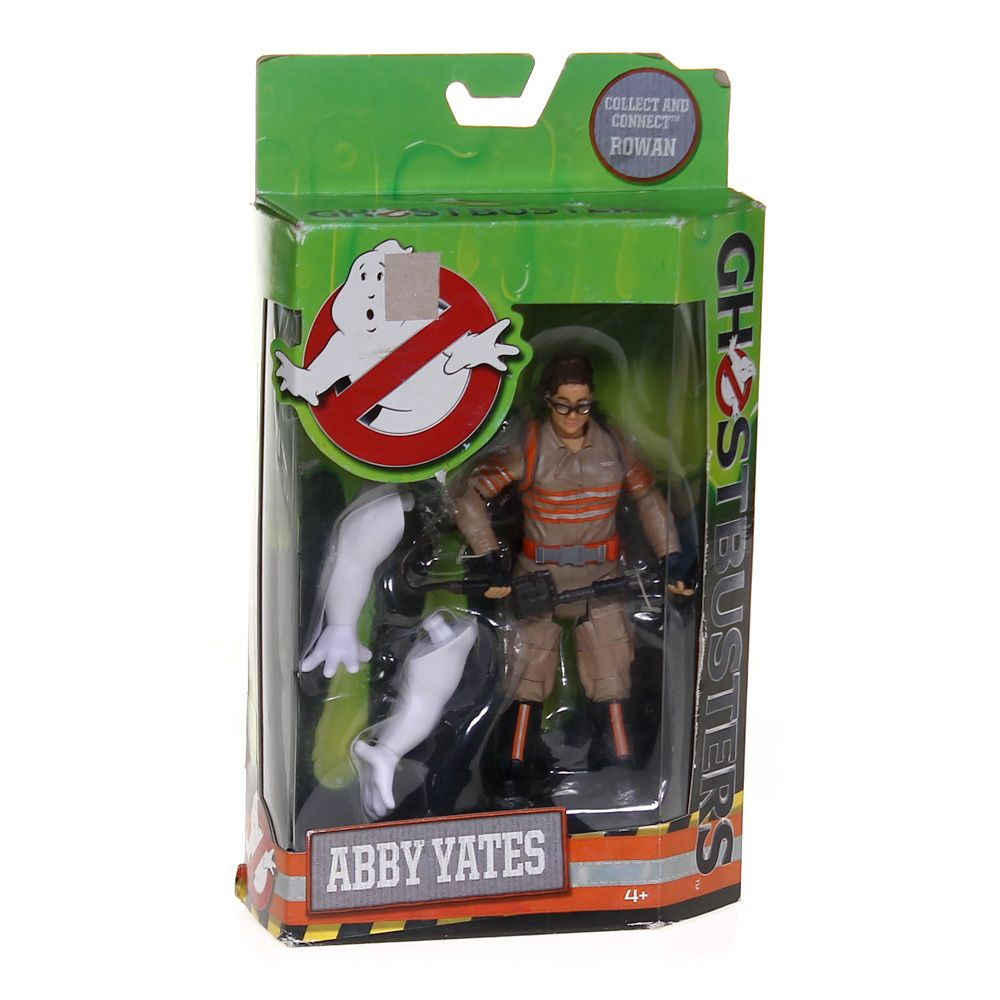 Ghostbusters Abby Yates Action Figure 7825180490