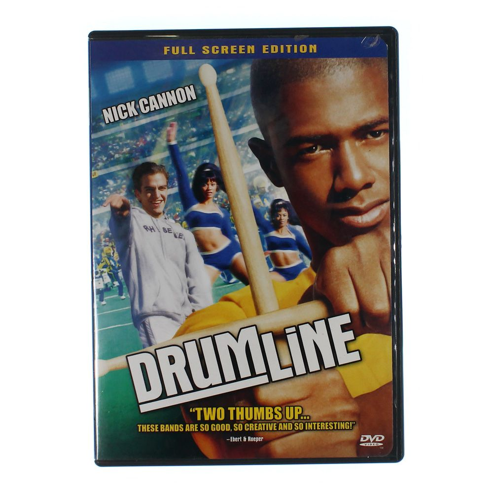 Movie: Drumline (Full Screen Edition) 7802456479