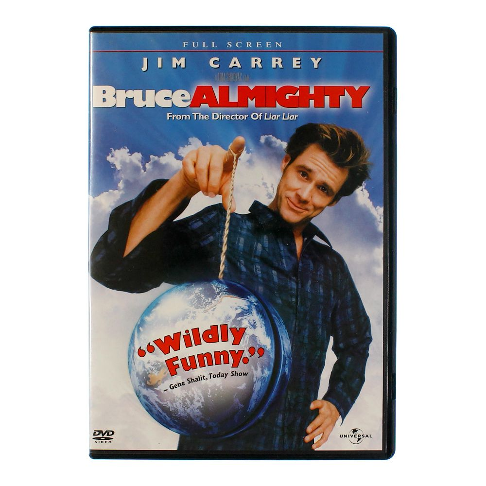 Movie: Bruce Almighty 780914002