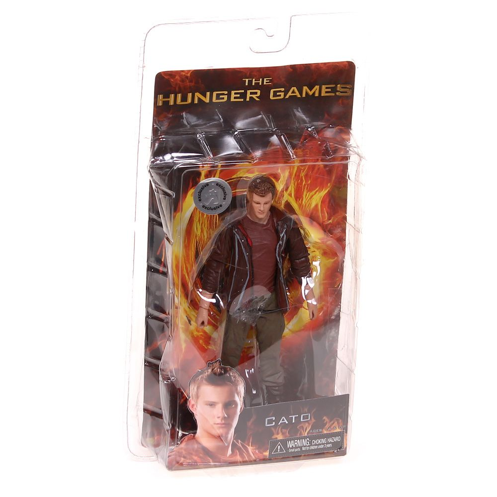 NECA The Hunger Games Series 2 Cato Action Figure 7835748996