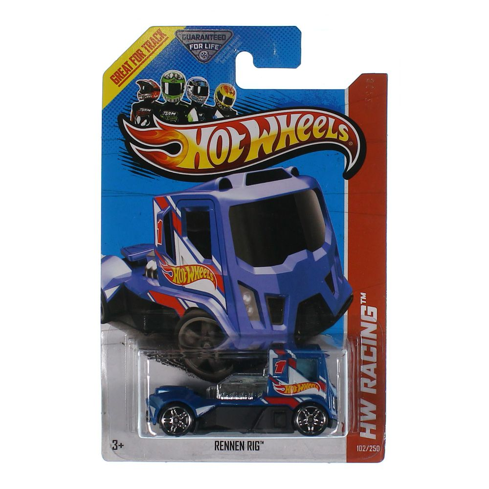 Image of 2012 Hot Wheels (44/250) Wheel Loader