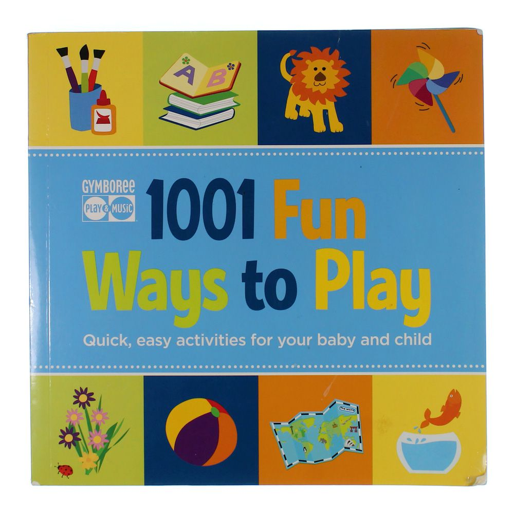 Image of 1001 Fun Ways To Play