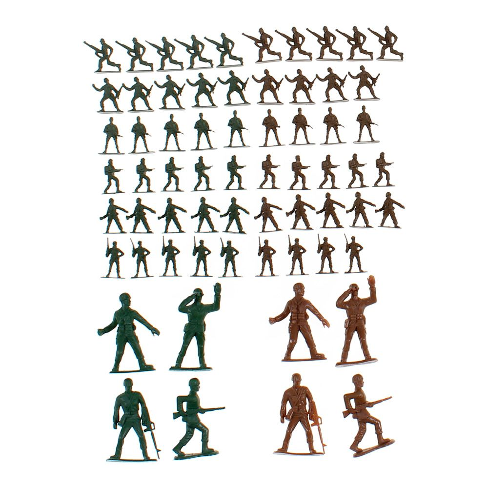 Image of Army Men Figures