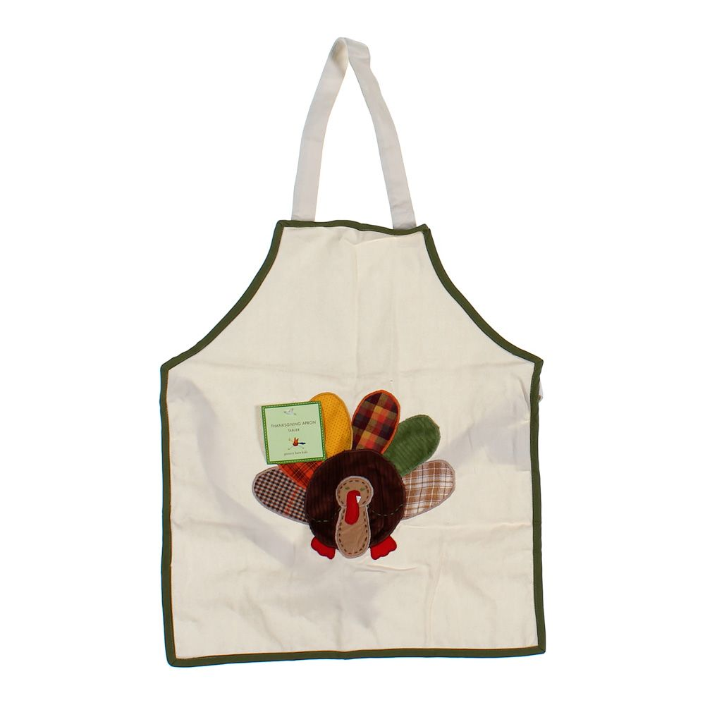 Image of Kid Apron Thanksgivin