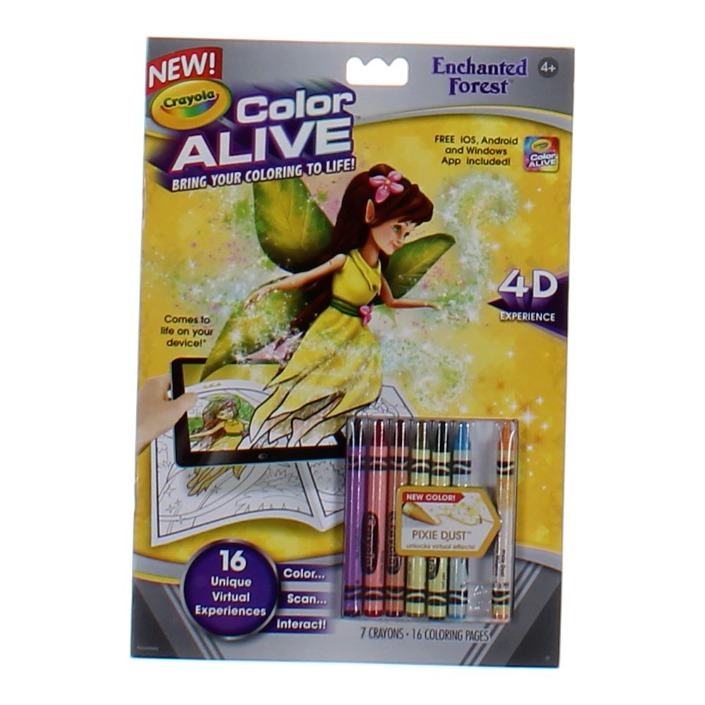 Crayola Color Alive 7949906689