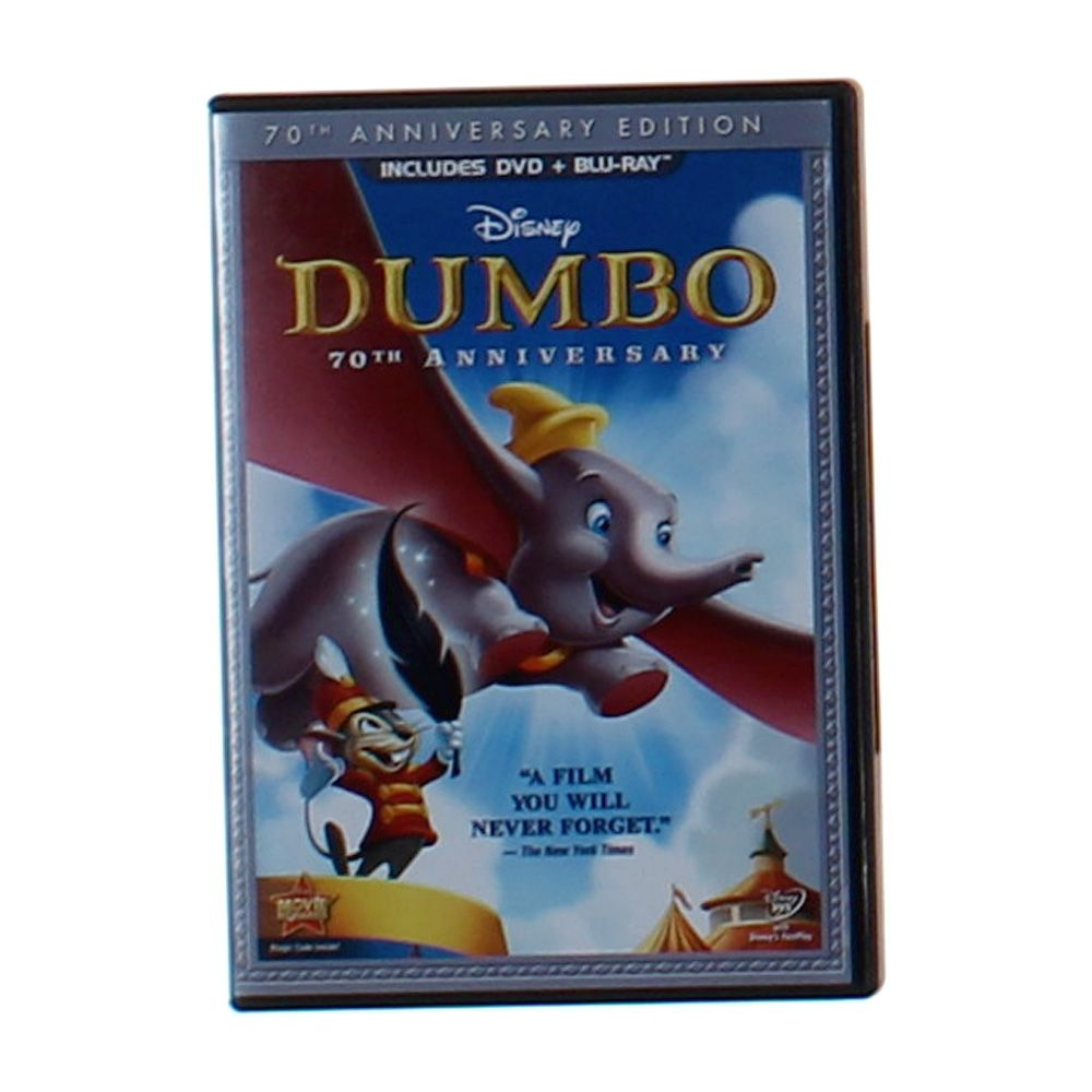 Dumbo Two Disc Edition Blu-/Ray Set 7971192195