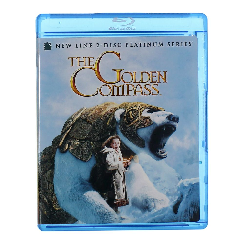 Movie: The Golden Compass [Blu-ray] 8006164078