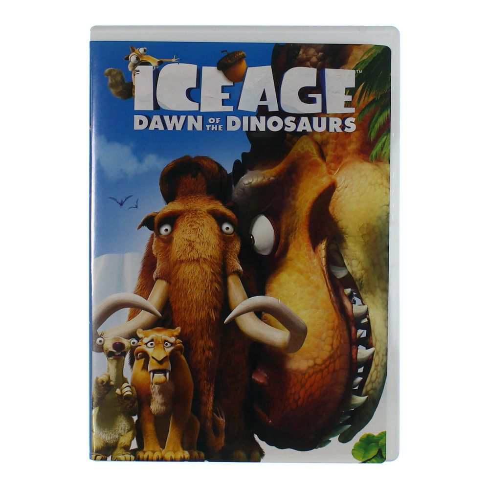 Movie: Ice Age: Dawn of the Dinosaurs 8064407809