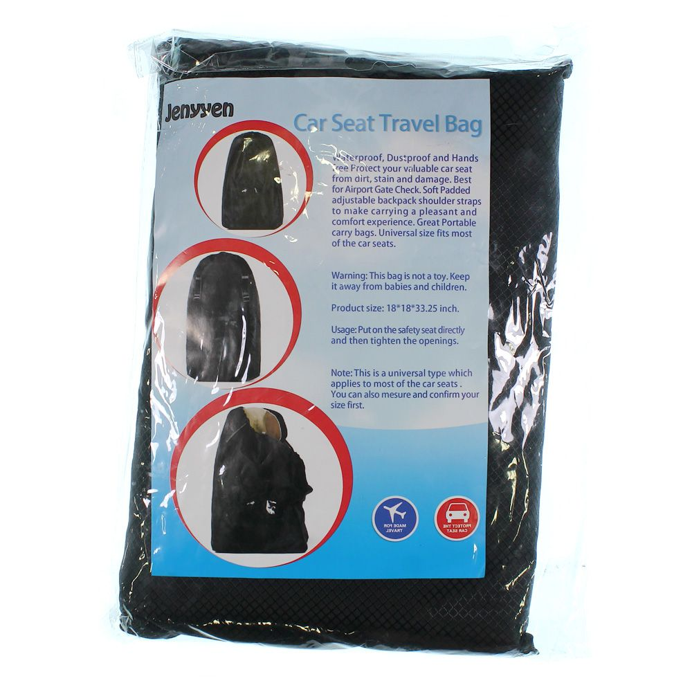 Image of Car Seat Travel Bag