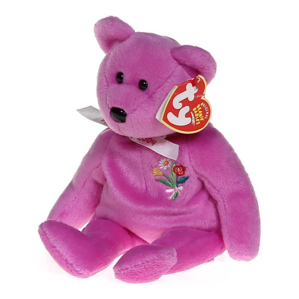Image of Beanie Babies Mother 2004 the Bear Beanie Baby Plush