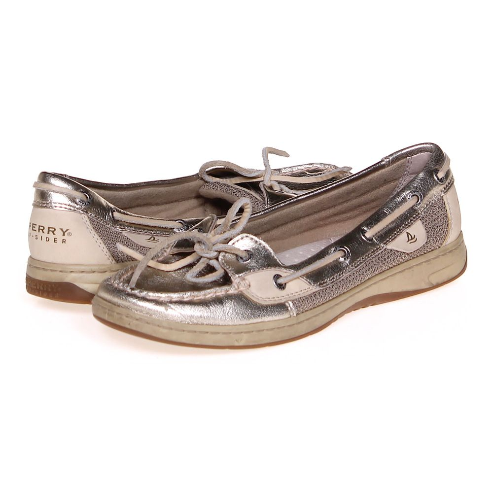 "Image of ""Boat Shoes, size 8 Women's"""