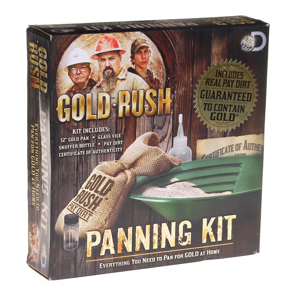 Image of Gold Rush Panning Kit
