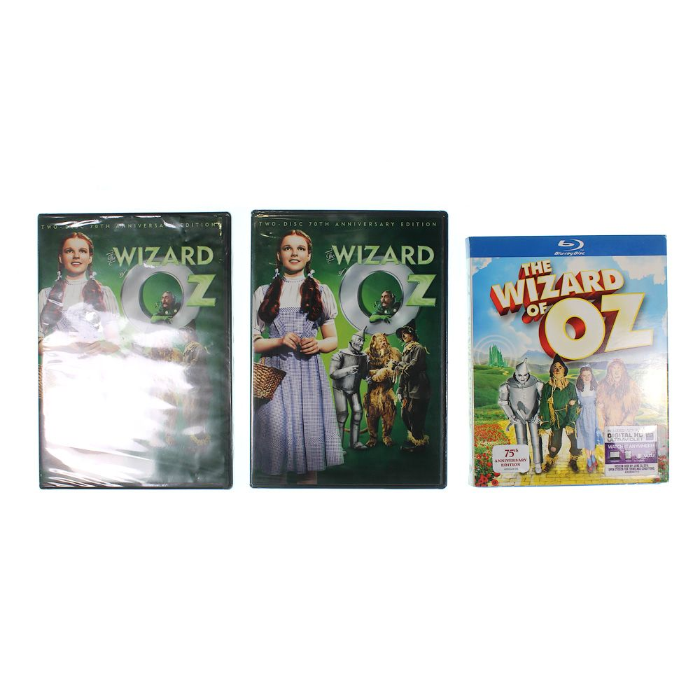 Movie Set: The Wizard of Oz 8217178426
