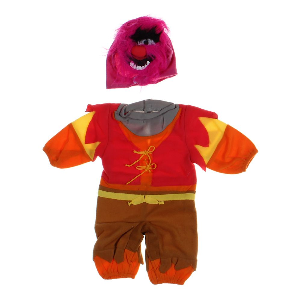 "Image of ""Animal Muppet Costume, size NB"""