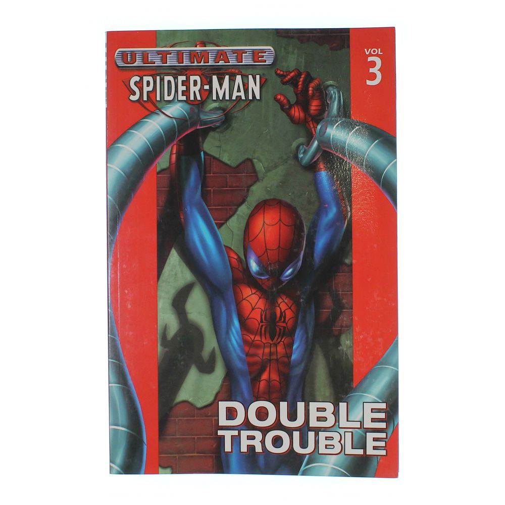Book Ultimate Spider-Man Double Trouble 8218596148