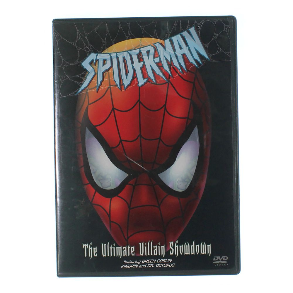 Movie: Spider-Man: The Ultimate Villain Showdown 8251280221