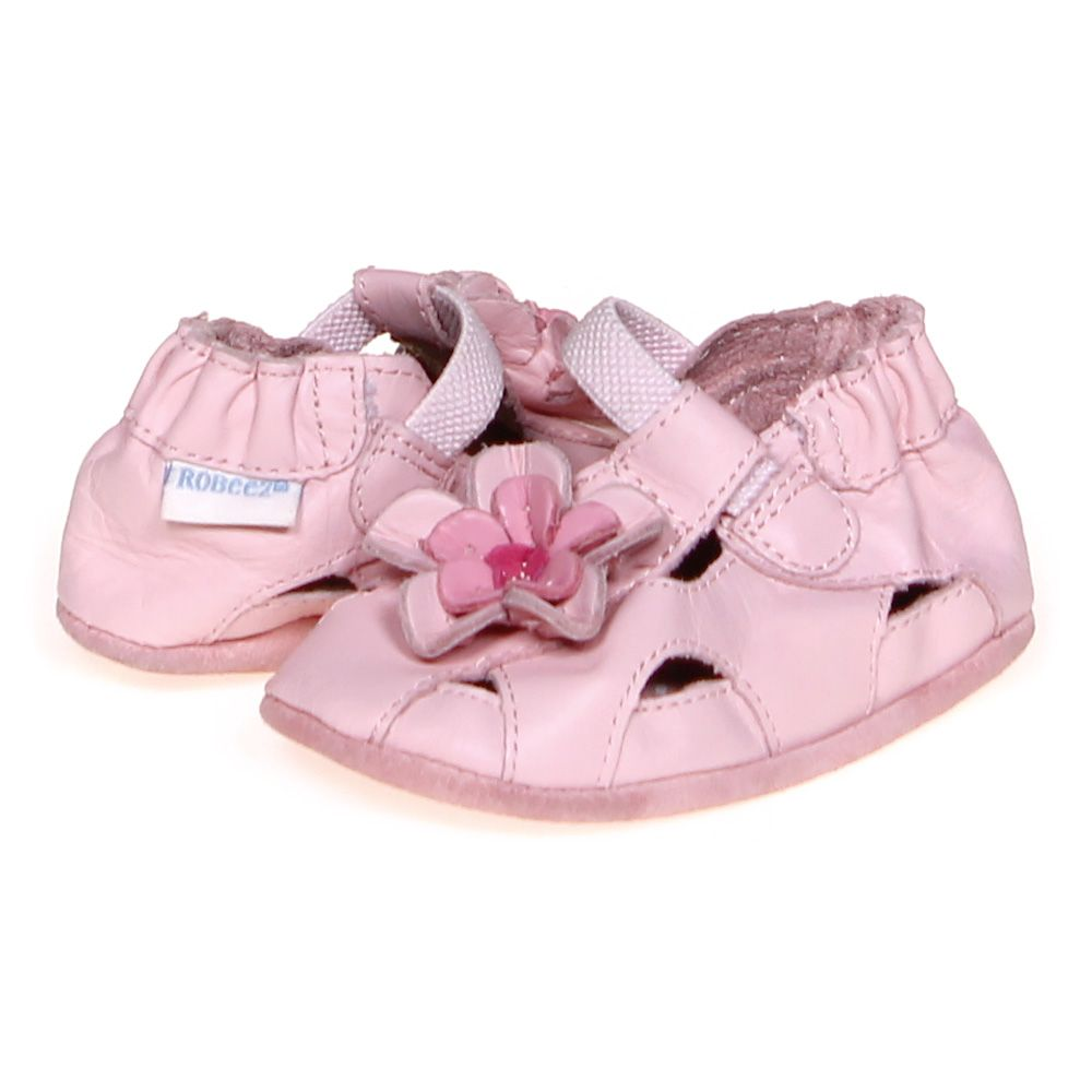 Slippers Size 0 Infant