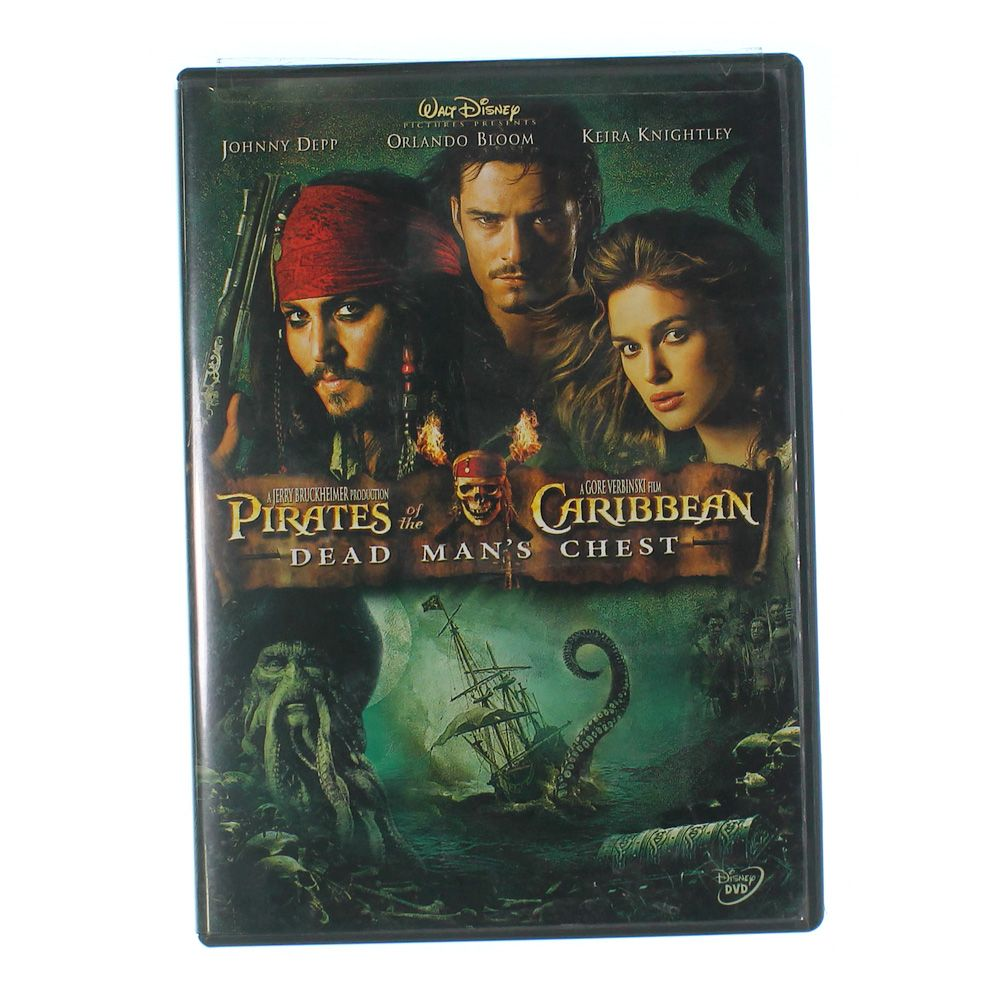 Movie: Pirates of the Caribbean: Dead Man's Chest 8261051092