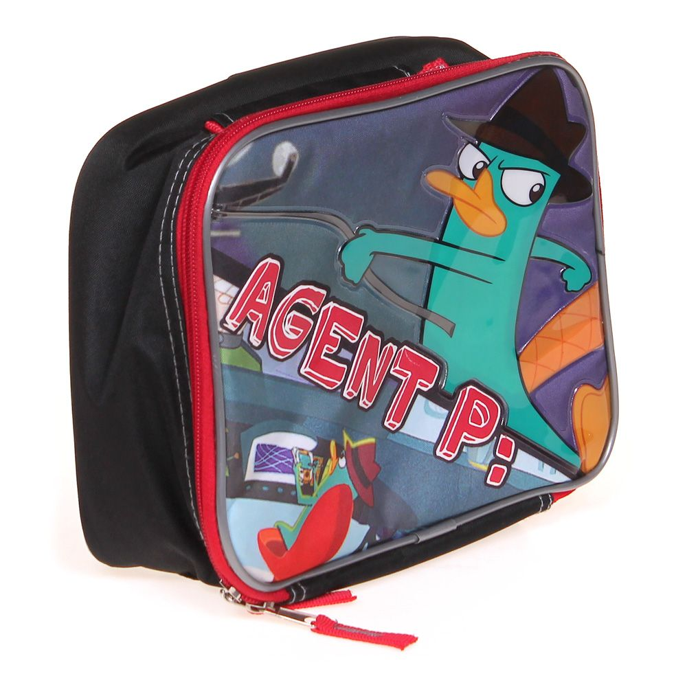 Image of Agent P Lunchbag