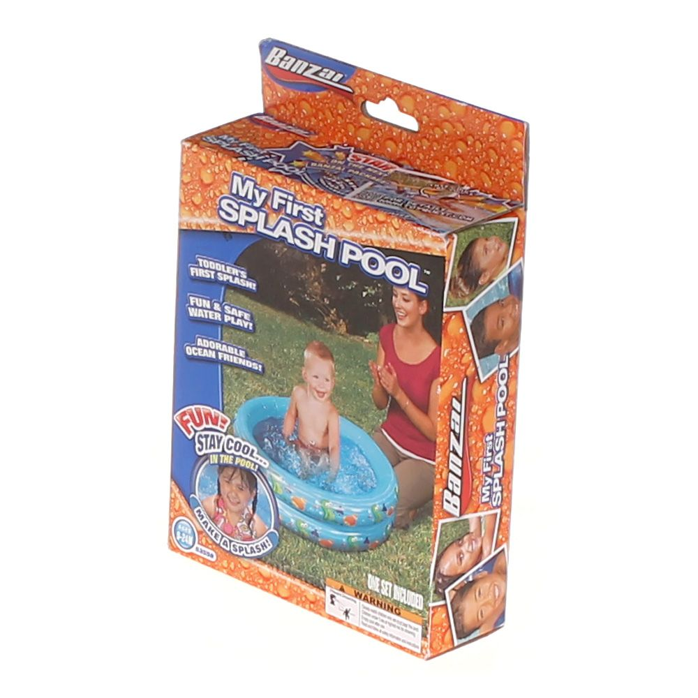 Image of Inflatable Baby Pool