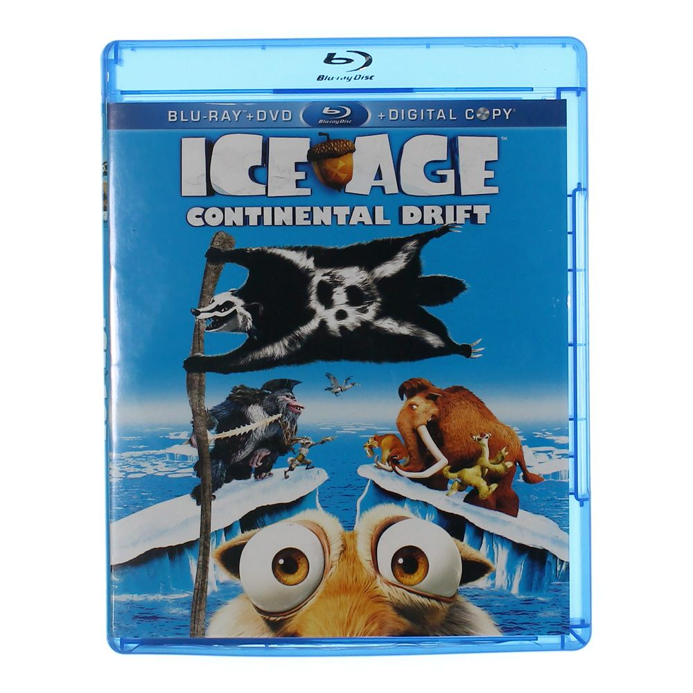 Movie: Ice Age: Continental Drift 8315090242