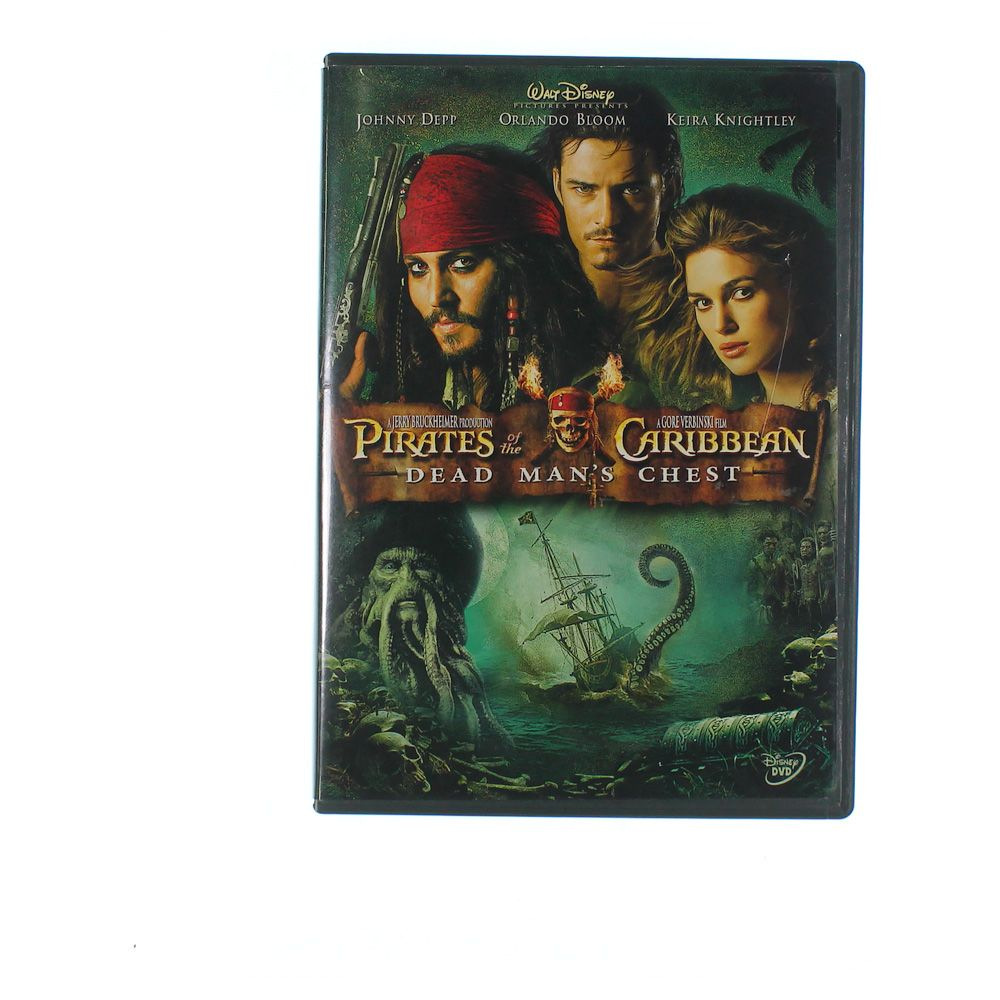 Movie: Pirates of the Caribbean: Dead Man's Chest 8324698469