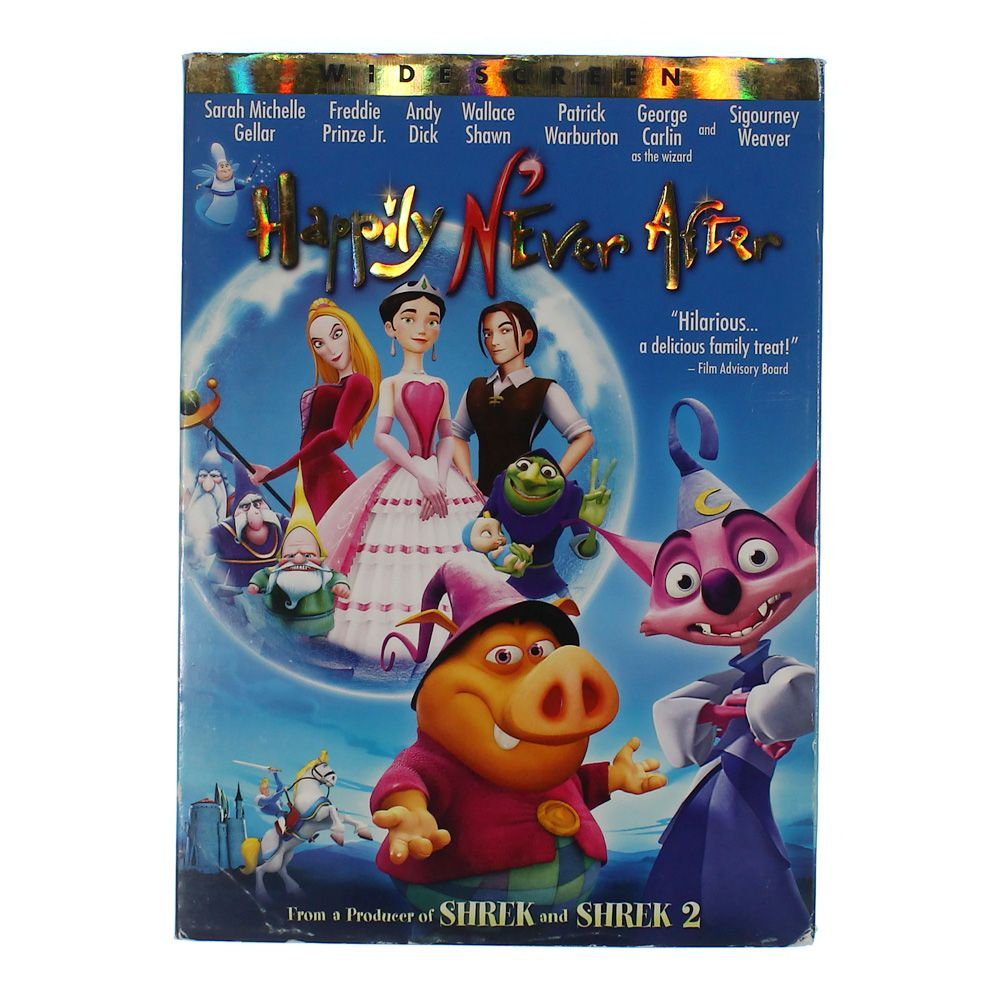 DVD: Happily N'ever After 8330549435