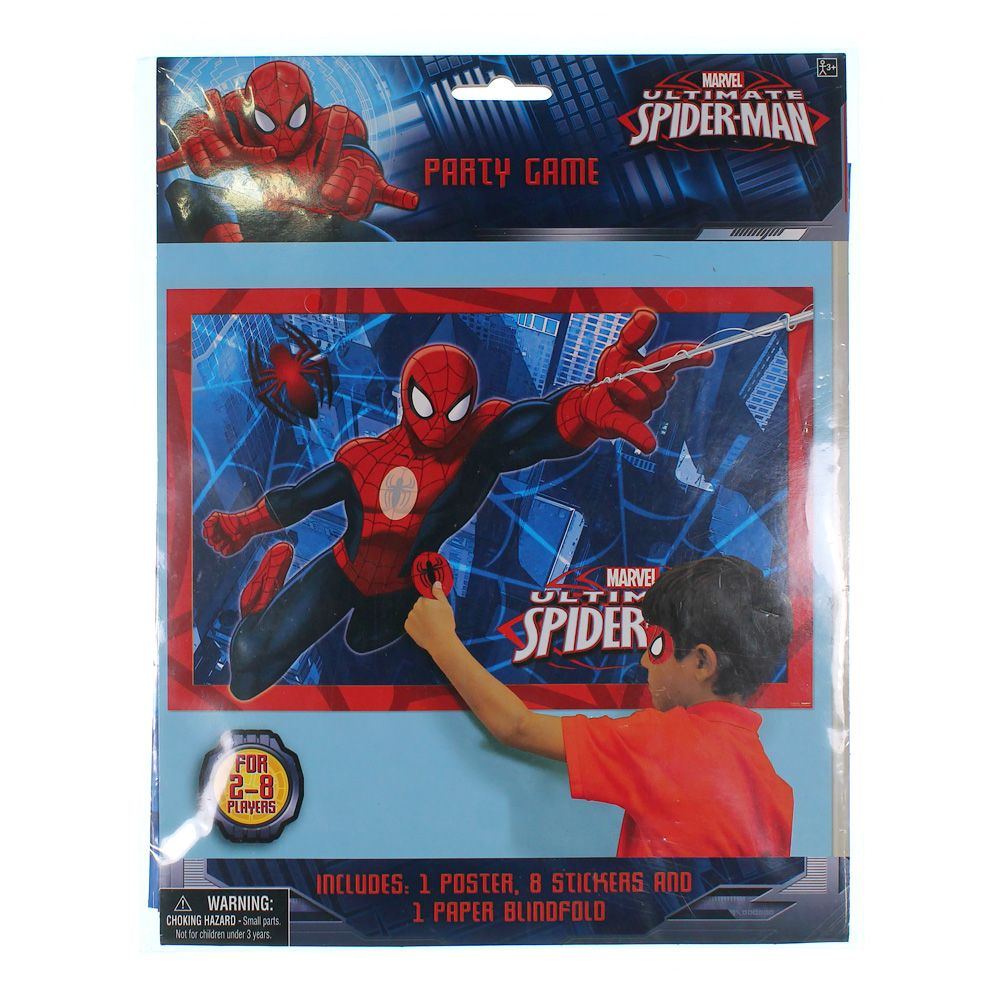 Game: Spider-Man Party Game 8331636272