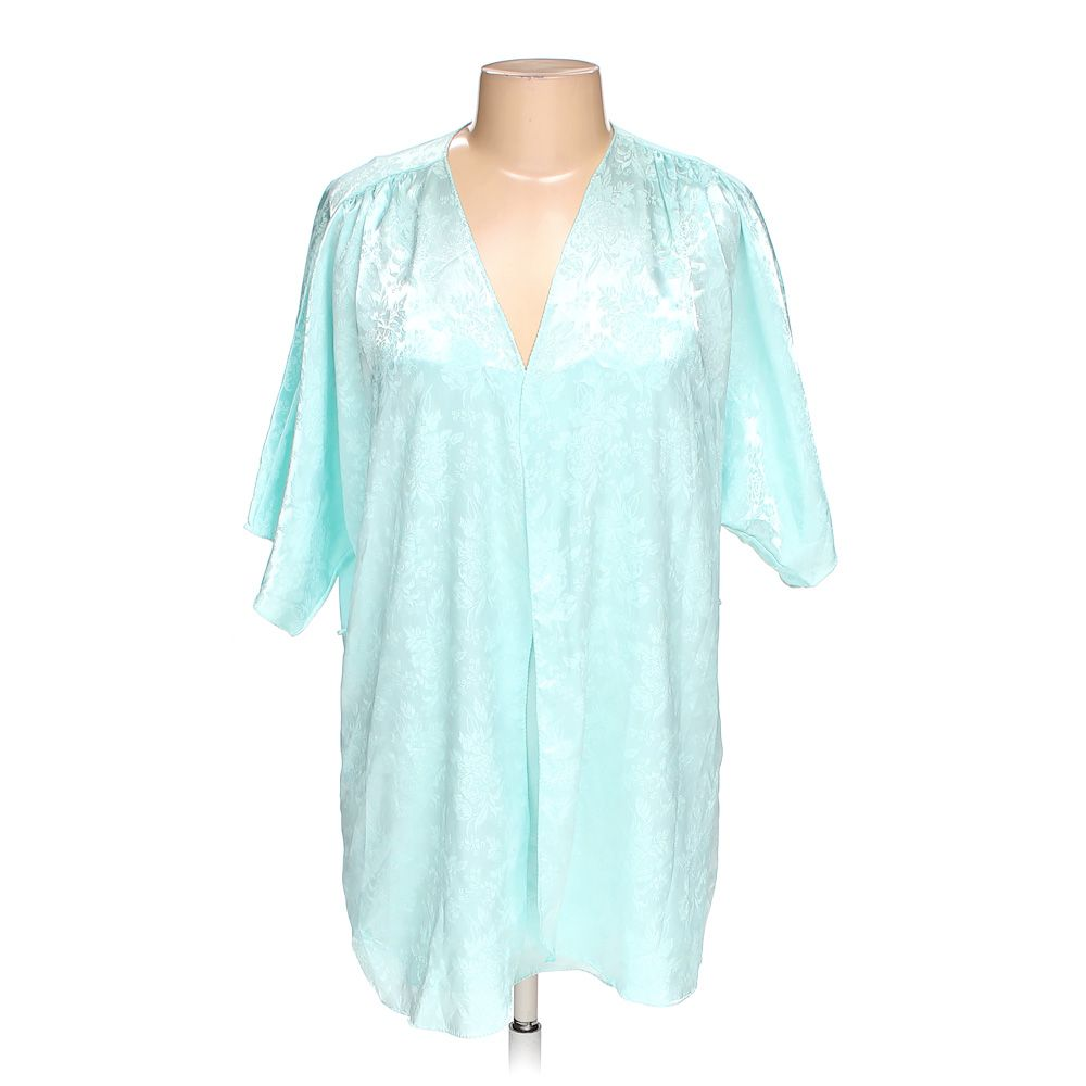 Robe & Nightgown Set, Size M