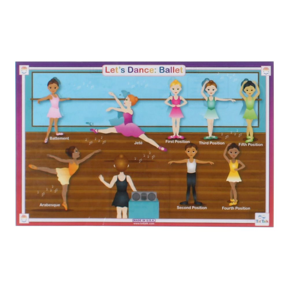 Image of Ballet Place Mat