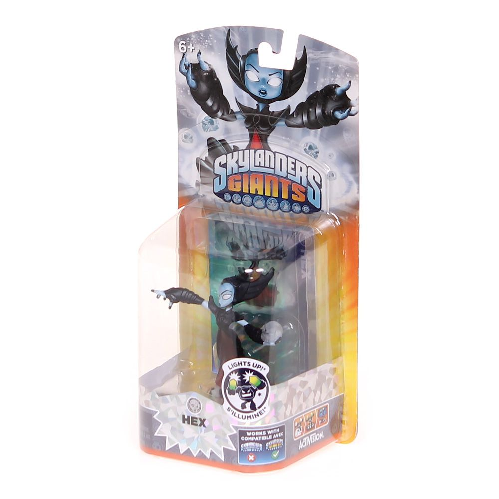Image of Activision - Skylanders LightCore Hex Figure (Gift with Purchase)