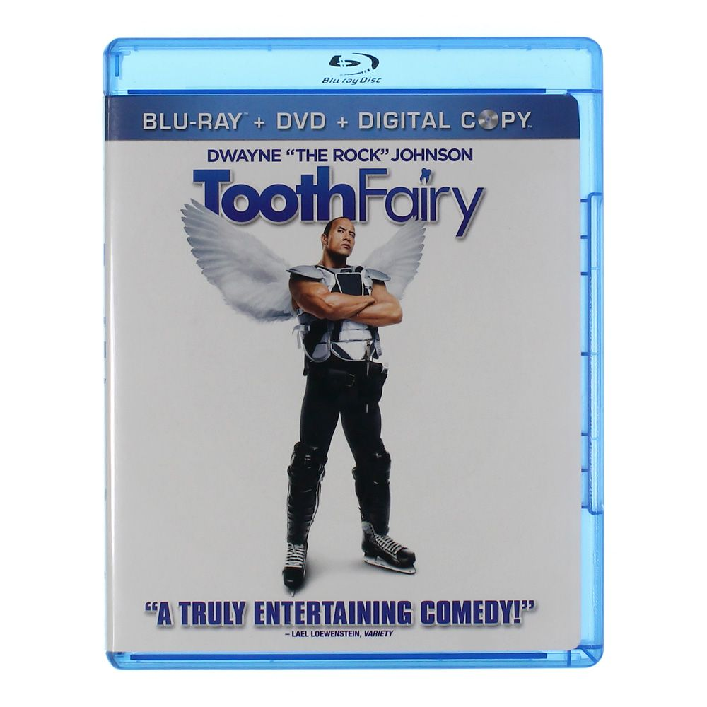 Movie: Tooth Fairy 8336271390