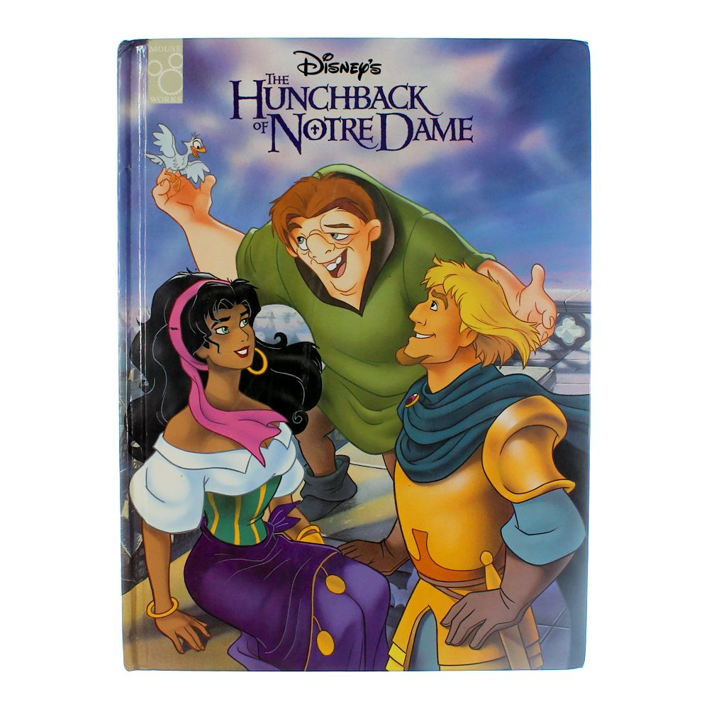 Book: The Hunchback Of Notre Dame 841024026