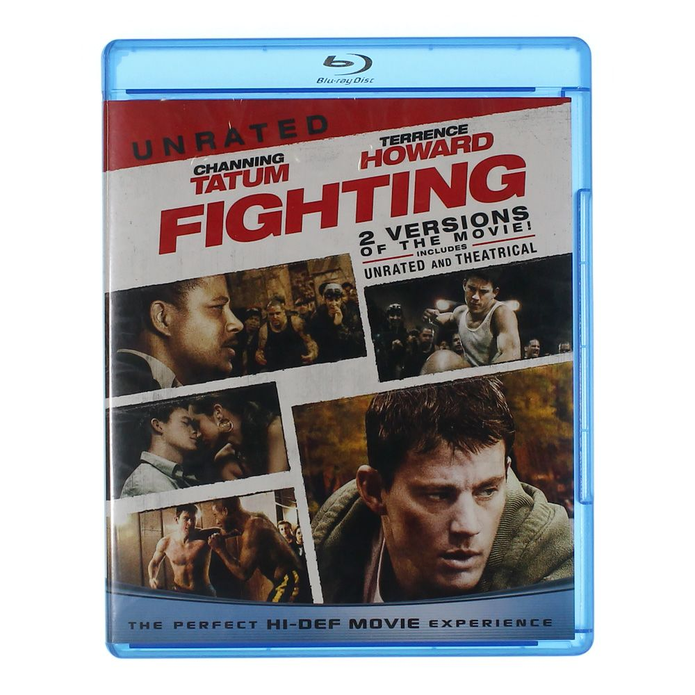 Movie: Fighting 8415088126