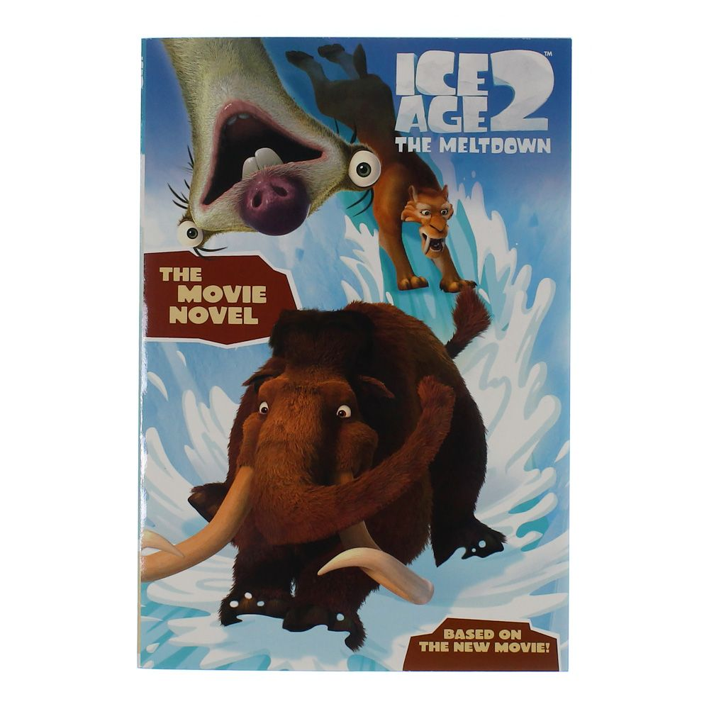 Book: Ice Age 2 The Meltdown 8461405135